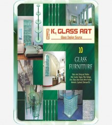 VOL -10 GLASS FURNITURE & TABLE TOP