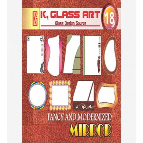 VOL -18 FANCY AND MODERNIZED MIRROR