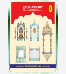 VOL -9 GLASS TEMPEL & GLASS PILLAR DESIGN